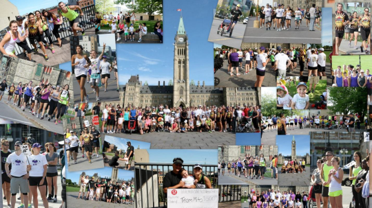 Run for a cause Ottawa