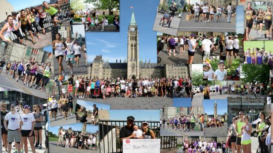 Run for a cause Ottawa