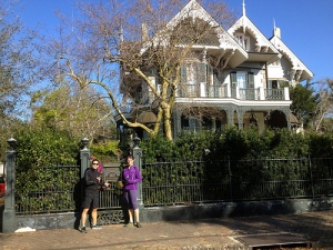Located in the Garden district of New Orleans, this is the house featured in the movie The Curious Case of Benjamin Button - yours for a cool 2.85M